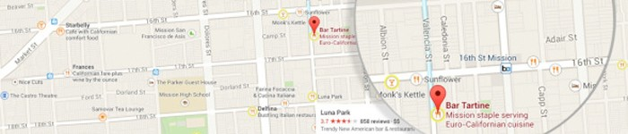 Google maps et son nouveau design