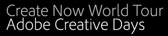 La conférence Creative Days de Adobe