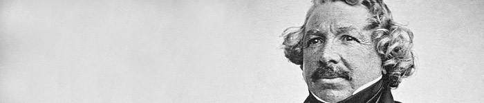 Histoire de photo – Louis Daguerre