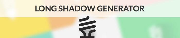 Un générateur de Long Shadow pour Photoshop!