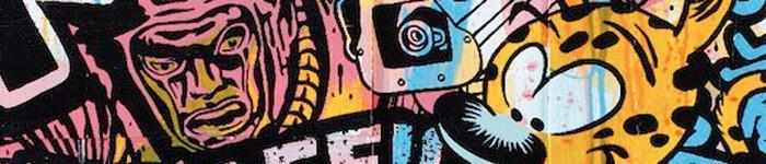 Speedy Graphito – Street'Art
