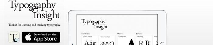 Apprendre la typographie