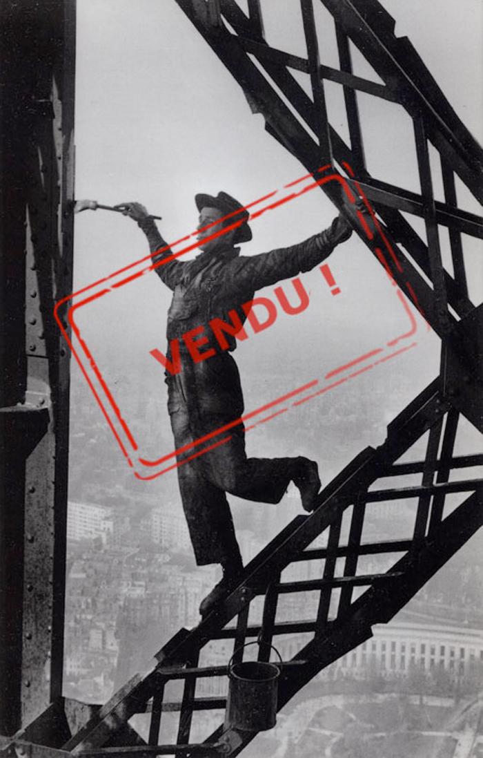 © Marc Riboud 1953