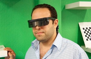 Les lunettes Atheer Labs