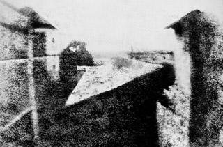Image : Nicéphore Niépce | Point de vue, 1826-27