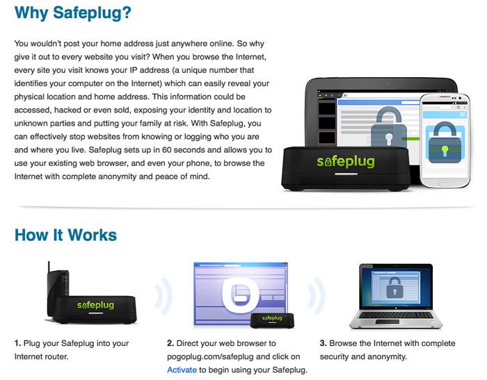 image : Safeplug