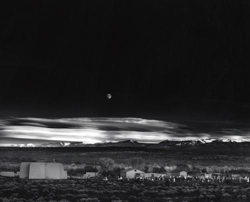 Photographie : Ansel Adams