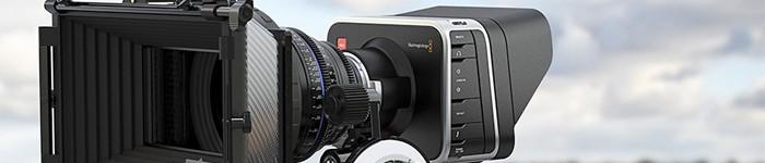Blackmagic camera cinema