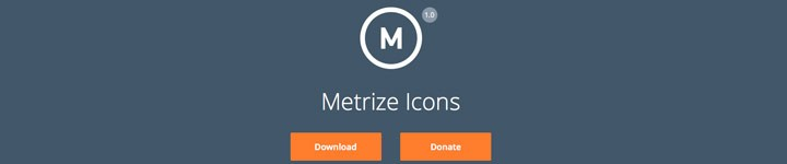 300 icônes gratuite dans le style Flat Design