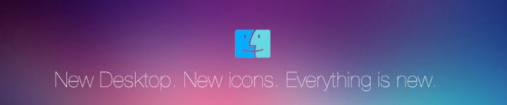Si le look du Mac OS X ressemblait au iOS7
