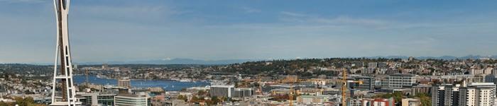Un panorama de Seattle bourré d'easter egg et d'oeuvres d'art !