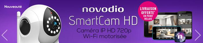 Novodio SmartCam HD