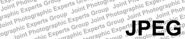 Keskispass de nouveau avec la norme JPEG