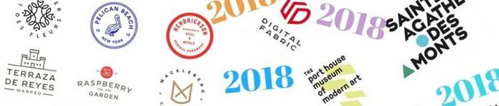 Identité visuelle et tendance 2018